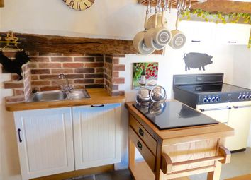 Thumbnail 2 bed cottage for sale in Ham Lane, Burwash, Etchingham, East Sussex