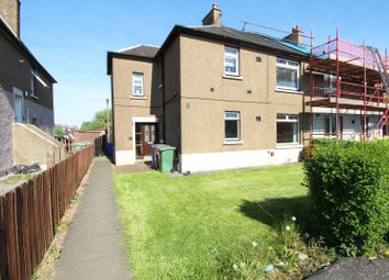 Thumbnail 2 bed flat for sale in Tweed Street, Grangemouth, Stirlingshire