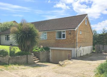 Thumbnail 4 bedroom detached bungalow for sale in Curtis Road, Parkstone, Poole