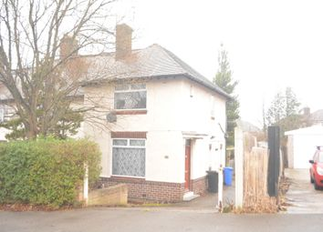Thumbnail 2 bed end terrace house to rent in Wheatfield Crescent, Sheffield, South Yorkshire