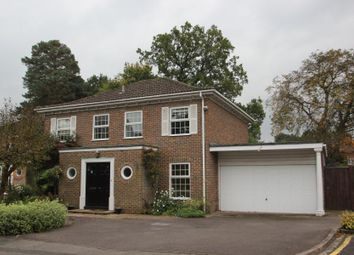 Thumbnail 5 bed detached house to rent in Blandford Close, Woking