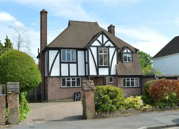 Thumbnail 4 bedroom detached house to rent in Rydens Avenue, Walton-On-Thames, Surrey