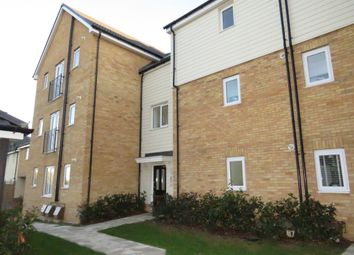 Thumbnail 1 bedroom flat for sale in School Avenue, Laindon, Basildon