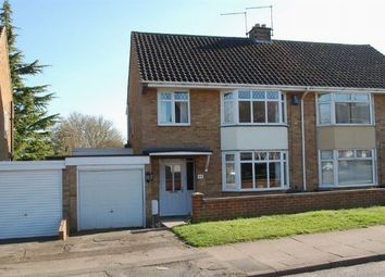 Thumbnail 3 bedroom semi-detached house for sale in Cotswold Avenue, Duston, Northampton