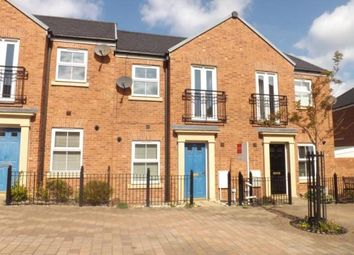 Thumbnail 2 bed terraced house for sale in Brass Thill Way, Westoe Crown Village, South Shields, Tyne And Wear