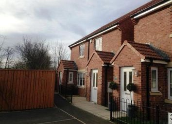 Thumbnail 2 bed semi-detached house for sale in Leach Grove, Darlington