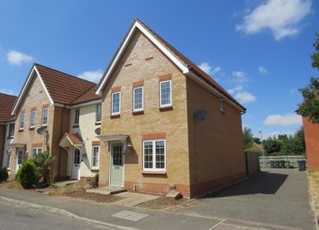 Thumbnail 3 bed property to rent in Kingfisher Road, Attleborough