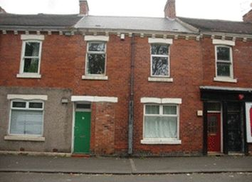 Thumbnail 4 bedroom terraced house for sale in Bothal Street, Newcastle Upon Tyne
