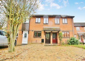 Thumbnail 2 bed terraced house for sale in Benbow Close, Hethersett, Norwich