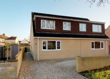 Thumbnail 3 bed semi-detached house for sale in Waterside Way, Westfield, Radstock