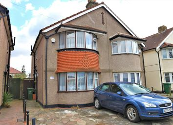 Thumbnail 3 bed semi-detached house for sale in Brixham Road, Welling, Kent
