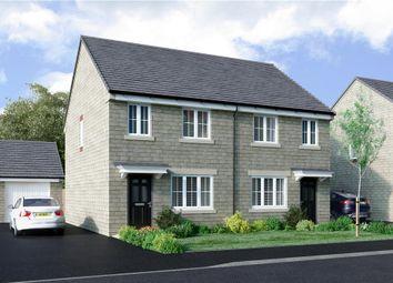 "Thumbnail 3 bedroom semi-detached house for sale in ""Stretton"" at Apperley Road, Apperley Bridge, Bradford"