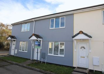 Thumbnail 2 bed terraced house for sale in The Sidings, Bugle, St. Austell