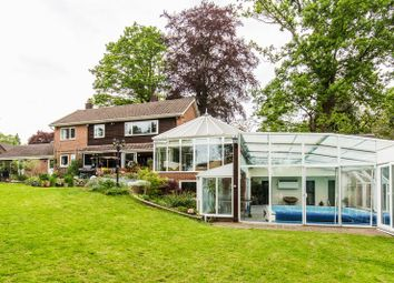 Thumbnail 5 bed detached house for sale in Bassett Wood Drive, Southampton