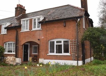 Thumbnail 3 bed end terrace house to rent in Chigwell Lane, Loughton 3Ny, Essex