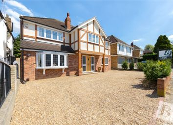 Thumbnail 6 bed detached house for sale in Nelmes Crescent, Emerson Park