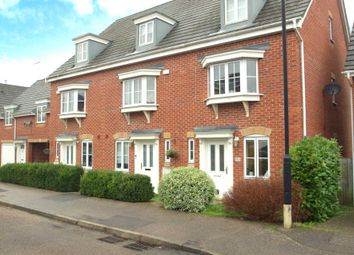 Thumbnail 3 bed end terrace house for sale in Trenchard Avenue, Halton, Aylesbury