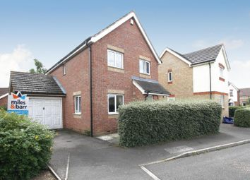 Thumbnail 3 bed detached house for sale in Columbine Close, Seasalter, Whitstable