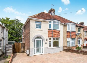 Thumbnail 3 bed semi-detached house for sale in Wakefield Road, Southampton