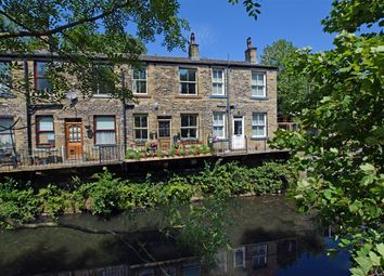 Thumbnail 1 bed terraced house for sale in Halifax Road, Charlestown, Hebden Bridge