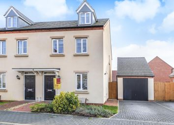 3 bed semi-detached house for sale in Pontefract Road, Bicester OX26
