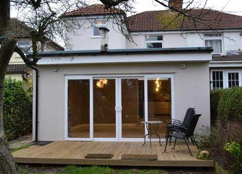 Thumbnail 3 bed semi-detached house for sale in Copse Avenue, Swindon