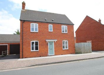 Thumbnail 3 bed detached house for sale in Woodrush Road, Walton Cardiff, Tewkesbury