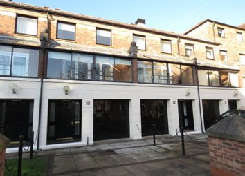 Thumbnail 3 bed town house to rent in Postern Close, York