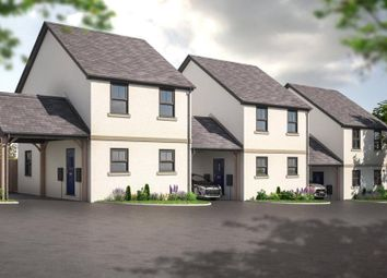 Thumbnail 3 bedroom link-detached house for sale in Queensway Gardens, Hayle, Cornwall