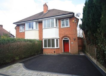 Thumbnail 3 bedroom semi-detached house for sale in Loxley Avenue, Birmingham, West Midlands