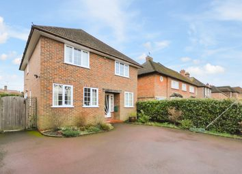 Thumbnail 3 bed detached house for sale in Milford Road, Elstead, Godalming, Surrey