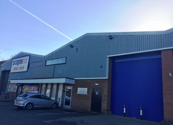 Thumbnail Light industrial to let in Unit B, 1 Wimsey Way, Alfreton Trading Estate, Somercotes