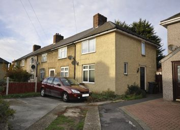 Thumbnail 2 bed end terrace house to rent in Dorothy Gardens, Becontree, Dagenham