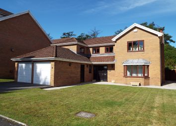 Thumbnail 4 bed detached house for sale in Cwm Edril, 4 Roman Court, Blackpill, Swansea