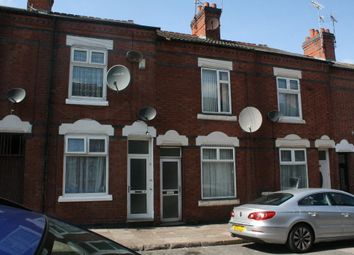 Thumbnail 3 bedroom terraced house to rent in Draper Street, Leicester