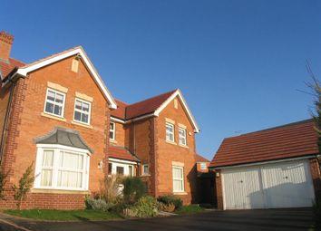 Thumbnail 4 bedroom property to rent in Malus Close, Hampton Hargate, Peterborough