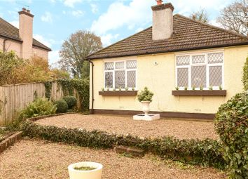 Thumbnail 4 bed detached bungalow for sale in Hampermill Lane, Watford, Hertfordshire