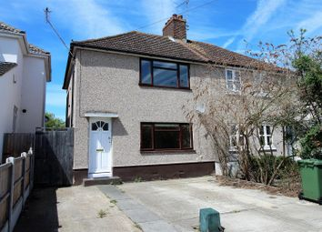 Thumbnail 3 bed semi-detached house for sale in Pound Lane, Orsett, Grays