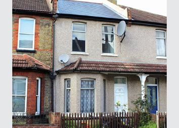 Thumbnail 2 bed terraced house for sale in Spencer Road, Mitcham