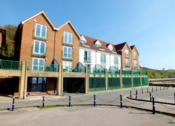 Thumbnail 1 bed flat for sale in The Stade, Folkestone