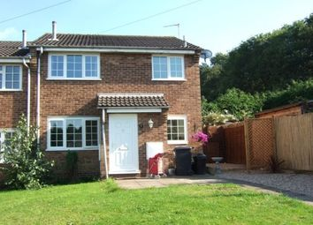 Thumbnail 1 bed town house to rent in Durrell Close, Loughborough
