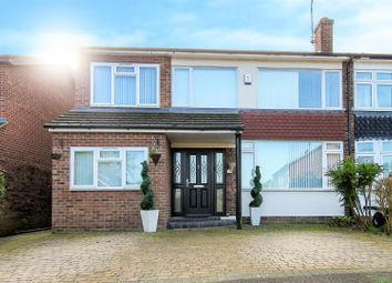 4 bed semi-detached house for sale in Bakers Meadow, Doddinghurst, Brentwood CM15