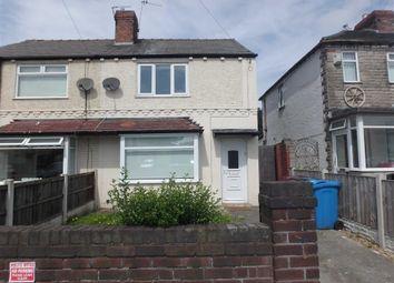 Thumbnail 3 bed semi-detached house to rent in Dragon Lane, Whiston, Prescot