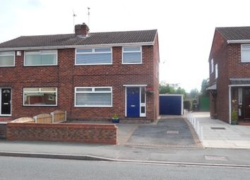 Thumbnail 3 bedroom semi-detached house to rent in North Street, Crewe