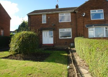 Thumbnail 2 bed semi-detached house to rent in Bell View, Prudhoe