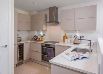 "Thumbnail 4 bed semi-detached house for sale in ""Hawley"" at Cables Retail Park, Steley Way, Prescot"