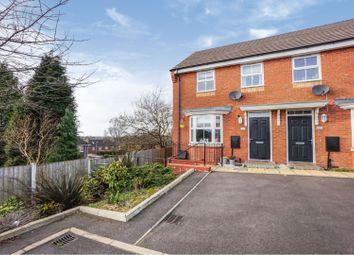 Thumbnail 3 bed town house for sale in Haslingden Crescent, Lower Gornal