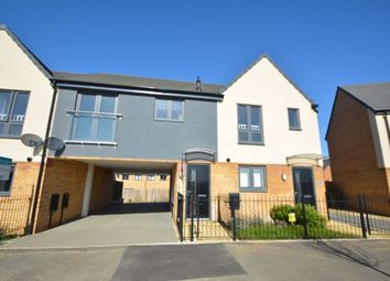 Thumbnail 2 bedroom maisonette to rent in Manor Drive, Gunthorpe, Peterborough