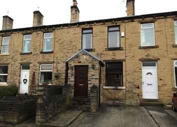 Thumbnail 2 bedroom terraced house for sale in Industrial Terrace, Greenside, Huddersfield