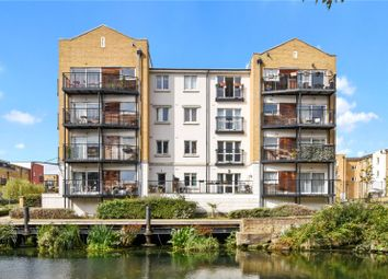 Thumbnail 2 bed flat for sale in Tramway Court, 3 Candle Street, London